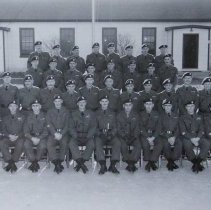 Image of 2nd Battalion, Queen's Own Rifles of Canada Sergeants' Mess 1953 - 1953/  /
