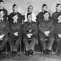 Image of Sergeant's Mess Executive   -