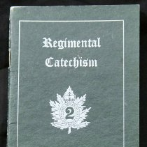 Image of Regimental Catechism