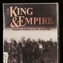 Image of For King and Empire, Canada's Soldiers in the Great War -