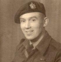 Image of Sergeant Bob Wilson, MM -