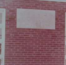 Image of Battle of Ridgeway Memorial School Dedication Stone