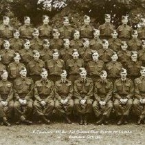 Image of C Company, 1st Battalion, Queen's Own Rifles of Canada, Oct 1941 - 1941/10/