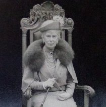 Image of Queen Mary, Colonel in Chief -