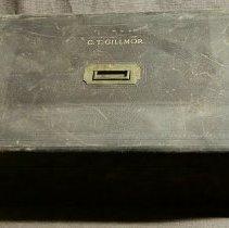 Image of Storage Box of C T Gilmor