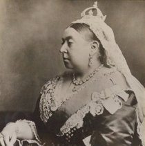 Image of Queen Victoria Portrait -
