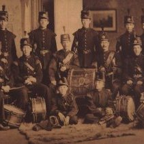 Image of 1877 QOR Bugle Band - 1877/  /