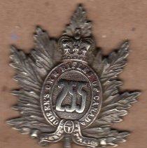 Image of 255th Bn Collar Badge