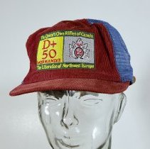 Image of The Queen's Own Rifles of Canada - The Liberation of Northwest Passage Baseball Hat - 1994/  /