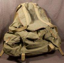Image of WWII Metal Frame Rucksack -