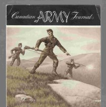 Image of X Canadian Army Journal Vol. XIV No 4 Fall 1960