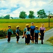 Image of The Amish Country - Photo By Marshall Dussinger
