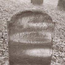 Image of Gravestone of Margretha Guthin - 2003-05-27