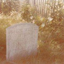 Image of Tombstone of Joseph Weaver -