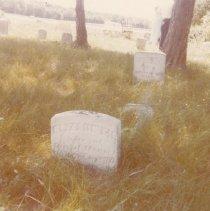 Image of Tombstone of Elizabeth Weaver -