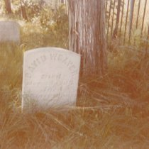 Image of Tombstone of David Weaver -