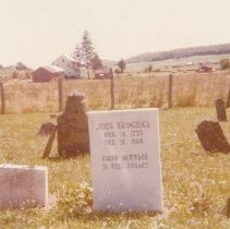 Image of Tombstone of John Kroebiel -