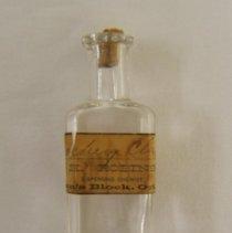 Image of 1999.2.11 Bottle, Medicine