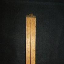 Image of 2000.1.17 - Rule, Folding