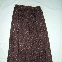 Image of 2000.18.4 - Skirt