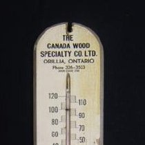 Image of 2000.4.4 - Thermometer