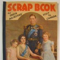 Image of Royal Scrapbook 1930s