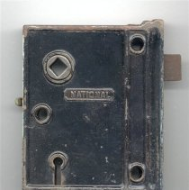 Image of 2006.10.15a - Lock, Door