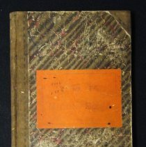 Image of Minute Book for Foresters