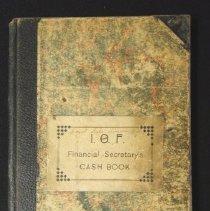 Image of IOF Cash Book