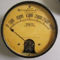 Image of 2008.49.2 - Voltmeter