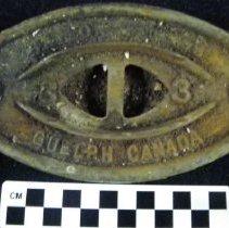 Image of 2011.29.3 - Clothing Iron