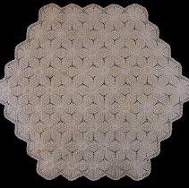 Image of Cotton Doily