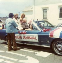 Image of Miles Paoli as Grand Marshall