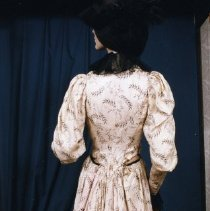 Image of Daisy MacCallum's dress