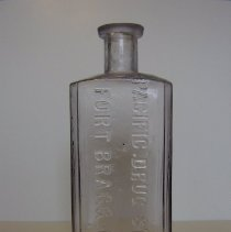 Image of Pacific Drug Store Bottle