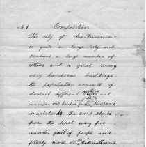Image of 1991-083-011 - Research Notes