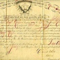 Image of 1991-083-025 - Certificate, Achievement