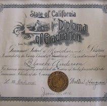 Image of 1991-084-004 - Diploma