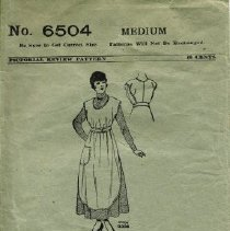 Image of 1992-001-005a - Domestic Life/Sewing & Needlework