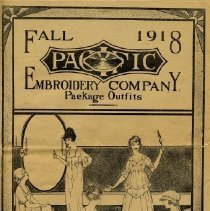 Image of Pacific Embroidery Catalog