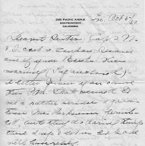 Image of Letter to Daisy