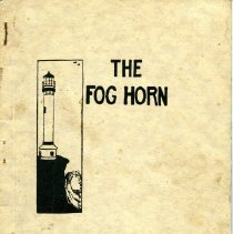 Image of The Fog Horn - 1919