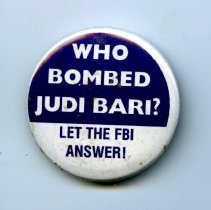 Image of Who Bombed Judi Bari?