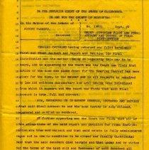 Image of 1994-134-009 - Document