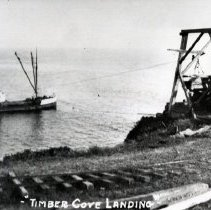 Image of Shipping Ships - 1995-001-134