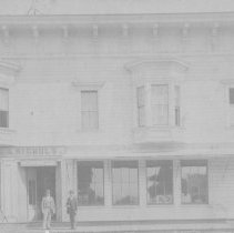 Image of Jarvis & Nichols Store on Main Street