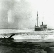Image of Wreck of the S.S. Samoa