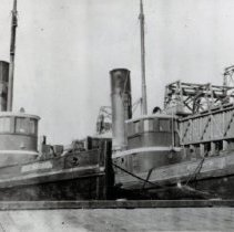 Image of Tugs Resue and Monarch