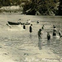 Image of Bathers at Big River