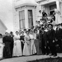 Image of Christmas Party 1906